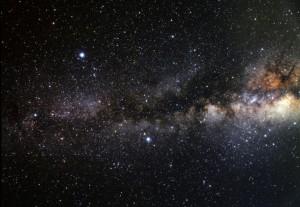 centro galassia