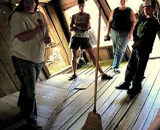 Misteri sui fenomeni anomali in vortex oregon for Noleggio di cabine nello stato dell oregon