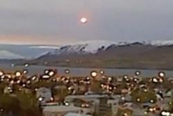 Akureyri ufo