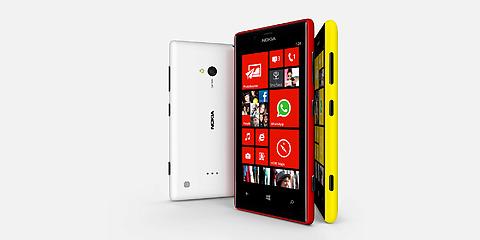 Smarthpone Nokia Lumia 720