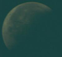 UFO Luna Apollo 9