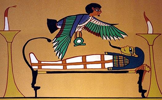 esperienze extracorporee ka egizio