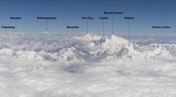 эверест hd фото