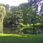 parco tiergarten berlino