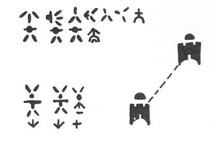 scrittura antares