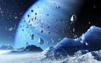 acqua dallo spazio