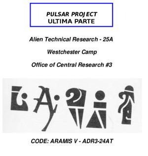 pulsar project