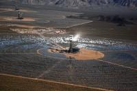Ivanpah la centrale elettrica solare