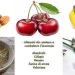 alimenti contro insonnia