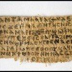 papiro vangelo moglie di gesu'