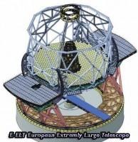 E-ELT European Extremly Large Telescope