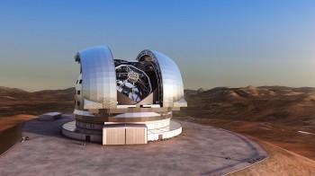 E-LT E-ELT European Extremly Large Telescope