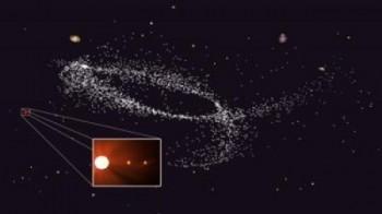 stella di kapteyn e i suoi due pianeti
