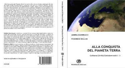 Alla Conquista del Pianeta Terra_libro