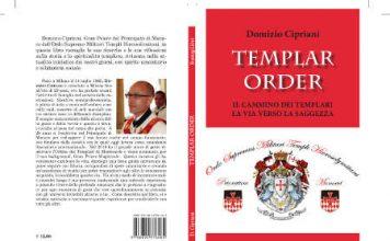 Copertina Cipriani Templar Order